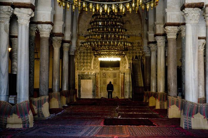 Great Mosque Kairouan Mihrab Great Mosque in Kairouan